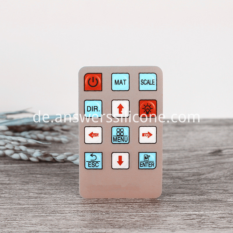PC Membrane Switch