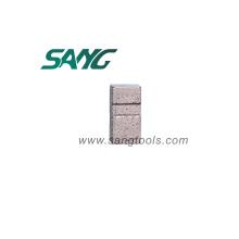 Segments de coupe de granit de haute qualité de 1600 mm Conseils de coupe