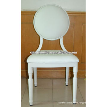 White stackable event chair XA4053