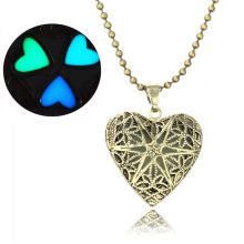 Cheap Girls Necklace 2016 Charm Hollow Out Design Collier pendentif coeur