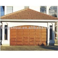 finger protection garage door