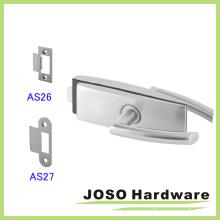 Bathroom Door Lever Handle Lock (GDL020B-1)