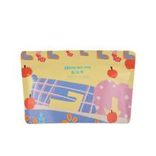 Food Packaging Snack Plastic Bag Sachet Alumium Foil Stand up Pouch Nut Packing Zipper Kraft Paper Bag
