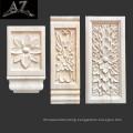 cheap cnc wood carving crafts appliques
