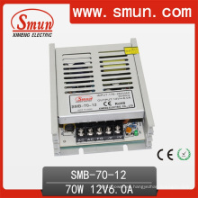 Smun 70W 12V 6A Fuente de alimentación conmutada ultradelgada SMB-70-12