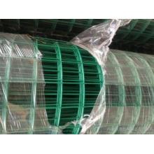 50 * 50mm PVC-Beschichtung Holland Wire Mesh für Gebäude