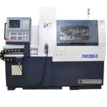 Torno CNC Tipo Suíça CNC20z-D com Ce