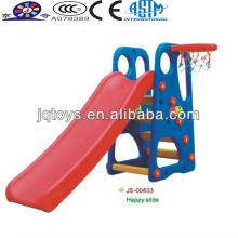 Самый продаваемый детский открытый пластиковый слайд восхождение игрушки