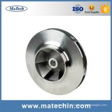 Fonderie Custom Precision Casting Roue en acier inoxydable