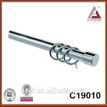 Aleta de aluminio simple