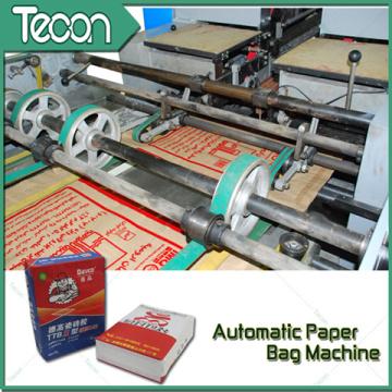 Sac de papier multi-étagères à coller collé Making Machine