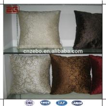 Almofadas decorativas do hotel de luxo almofadas do lance