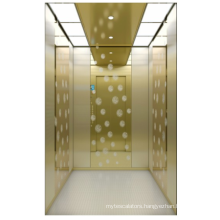 Elegant decoration cheap home elevator commercial passenger elevators