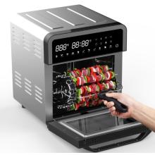 Fritadeira com elementos de aquecimento duplo