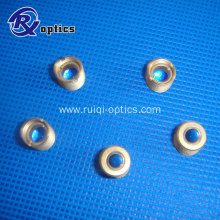 Dia 6.33mm FlL 4.02mm aspheric glass collimating lens