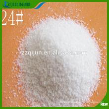 Fournisseur blanc d'alumine fusionné par conscience F16-220