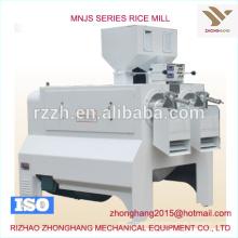 MNJSx2 type Rice mill machine price