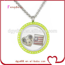 floating lockets custume jewelry making living locket