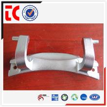 Accesorio de la puerta del OEM de China, alta calidad modifica el aluminio para requisitos particulares tirador de la puerta de fundición de aluminio
