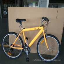 """Factory Wholesale Price Steel Frame 26"""" 21 Speed Cheap Mountain Bicycles Adult Mens MTB Bikes"""