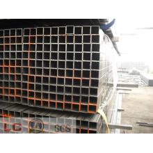 Tuyau en acier à section creuse carrée
