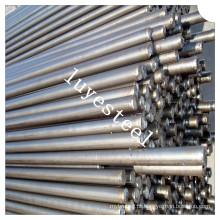 2507 barra redonda de aço inoxidável frente e verso super S32507