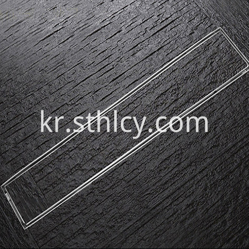 Rectangular Stainless Steel Floor Drain