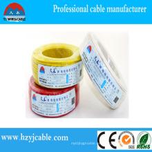 Cable de alta calidad estándar de 2X2.5 Sq milímetro de la fabricación de China