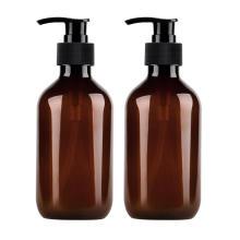 Пластиковое жидкое мыло для рук черный лосьон