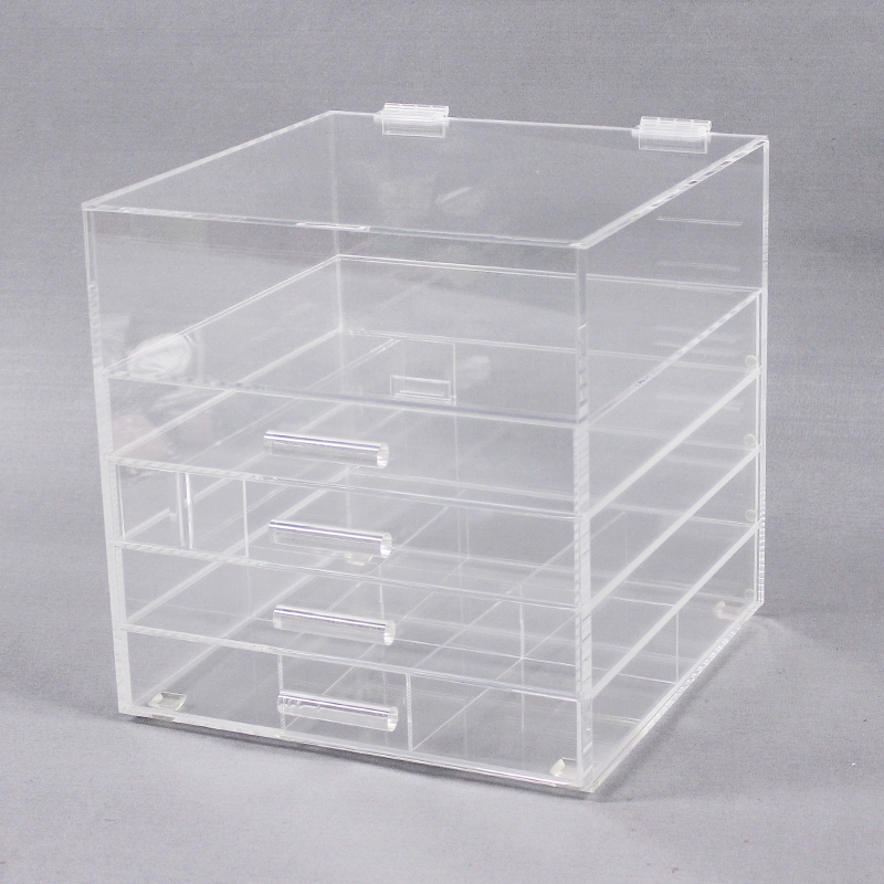 Acrylic Makeup Storage Drawers