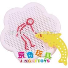 Niños Inteligencia desarrollo bloques de construcción juguete