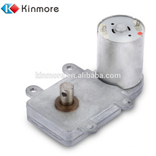 Motor de engranaje de 12 V CC de alto par motor motor de caja de cambios