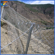 Good Quality Stainless Steel Rope Mesh (Passive slope protection ring net)