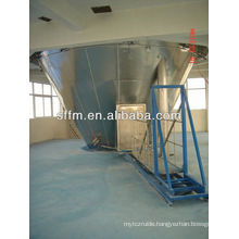 Three polysilicic acid machine