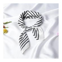 Lenço de seda para acessórios de moda
