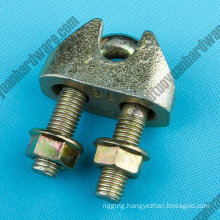 Galvanzied Malleable Iron Wire Rope Clip DIN1142