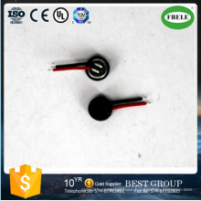 Em4015 with Wire 4mm Omnidirectional Electret Condenser Microphone with Boot (FBELE)