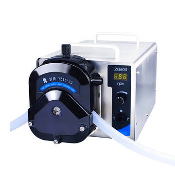 Coating Machine Transfer Adjustable Speed Peristaltic Pump