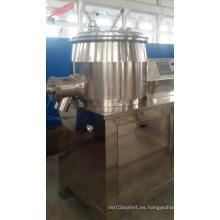 Máquina mezcladora de granulado automática de alta velocidad