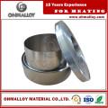 0,5 * 5 mm Ruban Fecral21 / 6 Fournisseur 0cr21al6nb Fil pour four de muffle