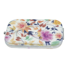 Flower Pattern Pocket Mirror Make up Mirror