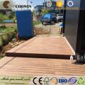 la technologie de co-extrusion extérieure en bois en bois terrasse