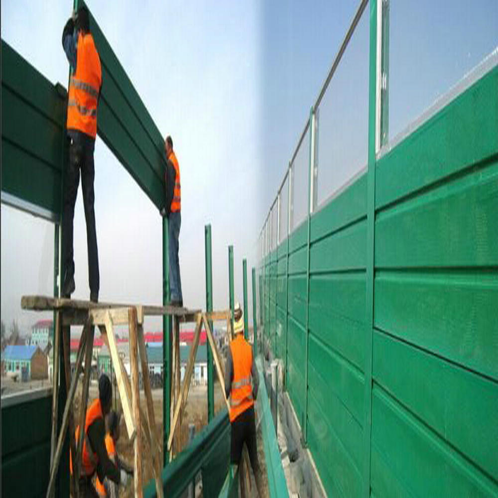 Noise Barrier Fencing