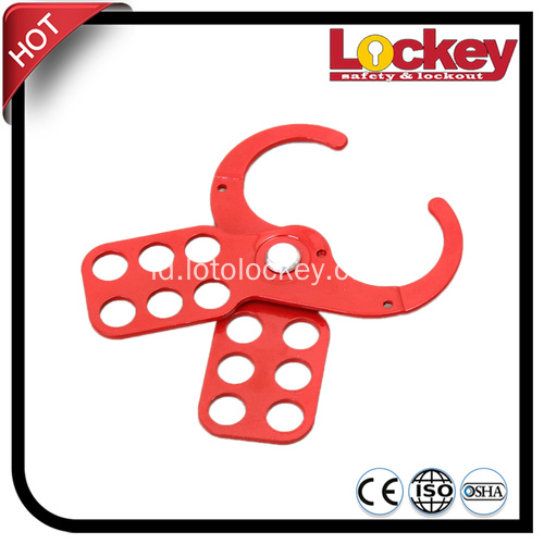 Ekonomi Steel Lockout Hasp