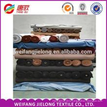 65%polyester 35%cotton white fabric t/c fabric poplin pc fabric Woven Techniques T/C poplin pocket fabric For Garments