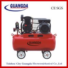CE SGS 40L 1HP Compressor de ar acionado por correia (Z-0,036 / 8)