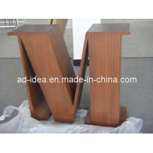 Wooden Letter Logo/Letter Hanging Display Logo (SSL-01)