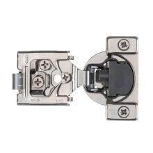 3D 105 * Mit 6-fach verstellbarem 1-1 / 4-Zoll-Overlay-Einpresskabinettscharnier