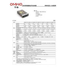 15W 5/12/24 / 48V Série Nes Eficiente Unidade de comutação Power Switching Power Supply