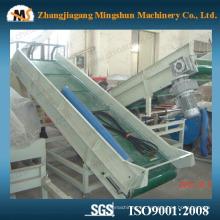 Plastic Belt Conveyor System Precio